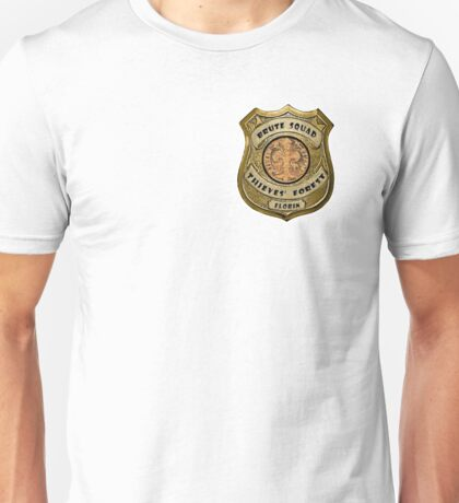 Brute Squad Thieves' Forest Badge Unisex T-Shirt