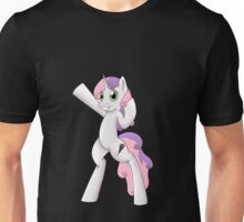 Grown Up Sweetie Belle Unisex T-Shirt