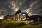 Kirk at Cill Chriosd, ( Kilchrist ) . Isle of Skye, Scotland. by photosecosse /barbara jones