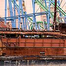 Scrap Port Buenos Aires by pahit
