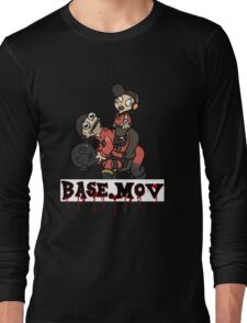 BASE.MOV Long Sleeve T-Shirt