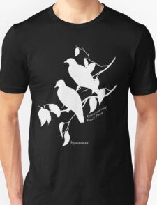 White Rose-crowned fruit dove T-Shirt