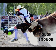 TOUGH ENOUGH by Barbara  Jean