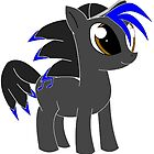 Sonic the pony by Tinyevilpixie1