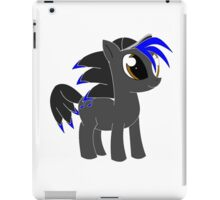 Sonic the pony iPad Case/Skin