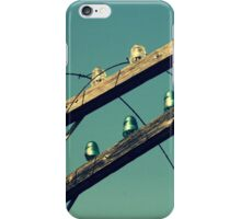 The Lines Are Down iPhone Case/Skin