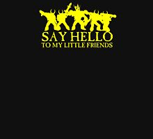 Say Hello to my Little Friends of the Ruinous Powers - yellow Unisex T-Shirt