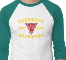Sports Team: The Barbarus Guardians Men's Baseball ¾ T-Shirt