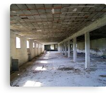 """"""" Old Warehouse."""" ( 1 ) Canvas Print"""