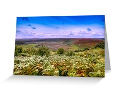 Hole of Horcum Greeting Card