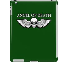 Angel of Death iPad Case/Skin