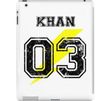 Team Captain: Khan iPad Case/Skin