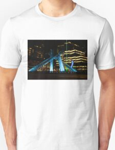 Vancouver - 2010 Olympic Cauldron Lit at Night T-Shirt