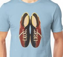 A Casual Classic iconic Modernist Bowling Shoe inspired t-shirt design Unisex T-Shirt
