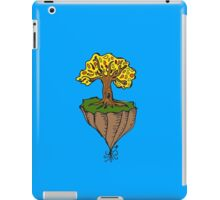 The Earth is Beautiful - Tree Floating iPad Case/Skin