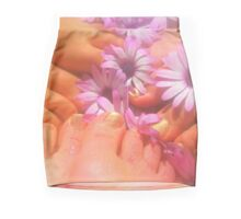 Spring Feet Pencil Skirt