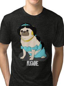 Pugmine! Tri-blend T-Shirt