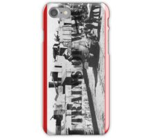 Trains of War iPhone Case/Skin