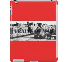 Trains of War iPad Case/Skin