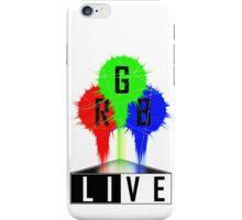 Live-RGB iPhone Case/Skin