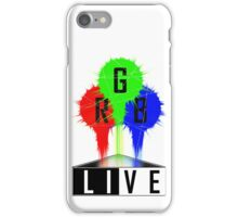Live-RGB iPhone Case/Skin