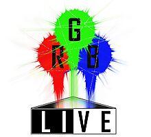 Live-RGB Photographic Print