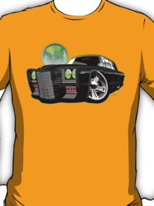Green Hornet Black Beauty Chrysler caricature T-Shirt