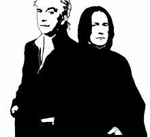 """I can teach you..."" - Alan Rickman by scatharis"