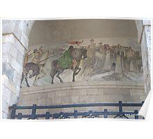 Kruja, city history of Albania 03 Poster