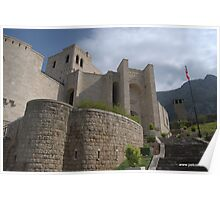 Kruja, city history of Albania 04 Poster