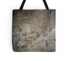 Absence pt.2 - Spaces V Tote Bag