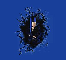 Alan Rickman - BlueNote Design - Wild Frame by scatharis
