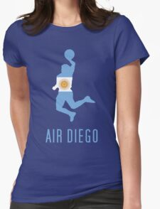 Air Diego - Argentina Womens Fitted T-Shirt
