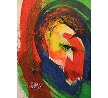 Colors  Photographic Print