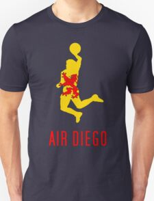 Air Diego - Lion Rampant T-Shirt