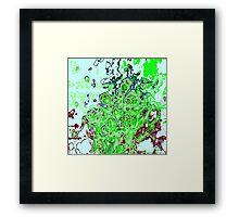 ( DUHU )   ERIC  WHITEMAN  ART   Framed Print