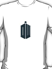 Doctor Who - Logo #4 T-Shirt