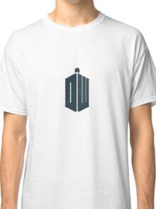 Doctor Who - Logo #4 Classic T-Shirt