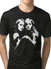 """""""Friends"""" Moonlight Cameo T-Shirt Tri-blend T-Shirt"""