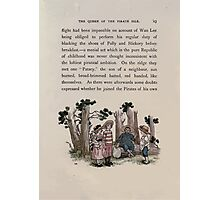 The Queen of Pirate Isle Bret Harte, Edmund Evans, Kate Greenaway 1886 0027 In the Woods Photographic Print