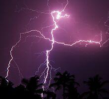 Lightning by Vinod Kumar M