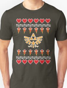 Hylian Holiday Sweater T-Shirt