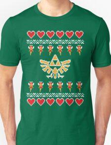 Hylian Holiday Sweater T-Shirt