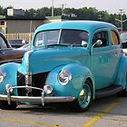 1940 Ford Salesman Coupe by BCallahan
