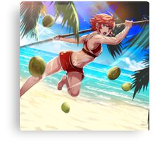 Fire Emblem if / Fates - Summer Hinoka Canvas Print