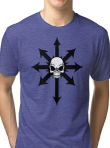 Mark of Chaos  Tri-blend T-Shirt