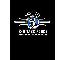Fallout 4   K-9 task force Photographic Print
