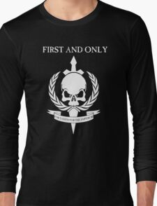 Tanith - First and Only Long Sleeve T-Shirt