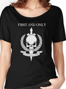 Tanith - First and Only Women's Relaxed Fit T-Shirt