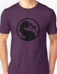 Mortal Kombat - Black Logo Unisex T-Shirt
